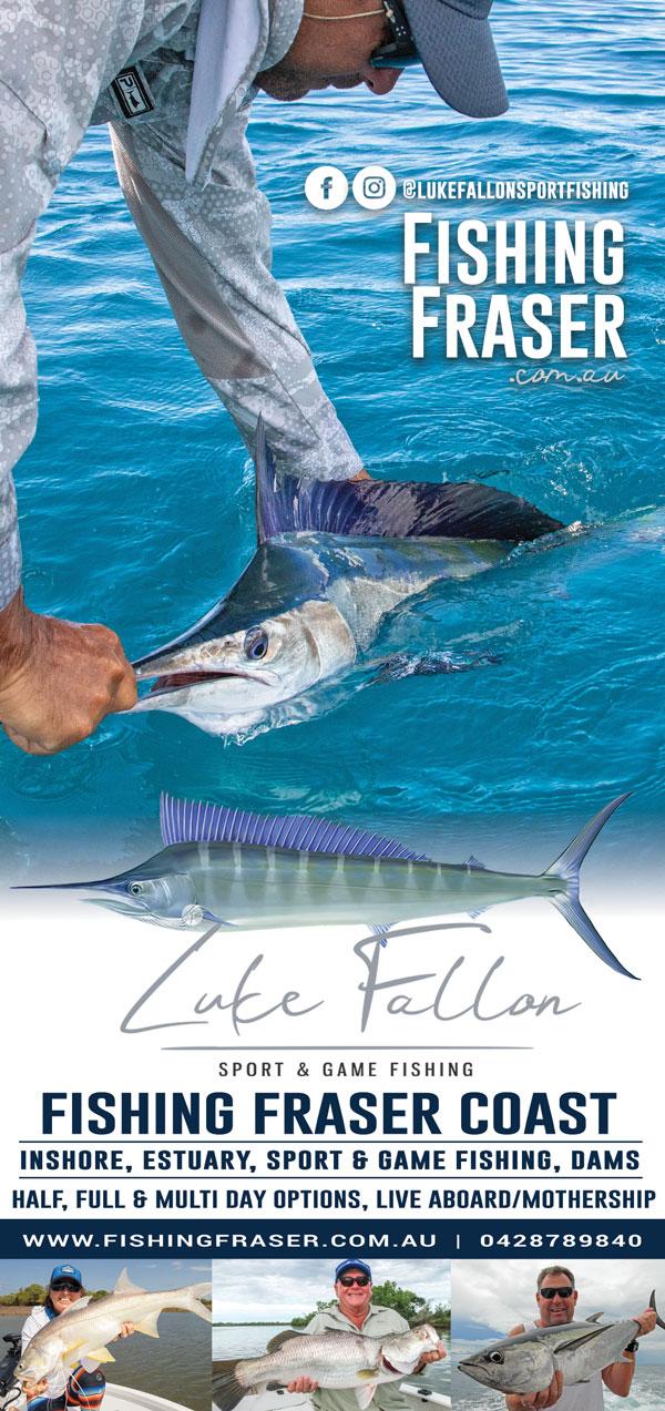 Fishing Fraser with Luke Fallon